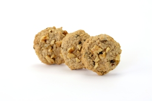 Oatmeal Raisin topped with Walnuts